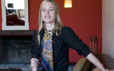 Caroline Loock representó a Mendoza en el Premio Joven Empresario Argentino