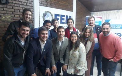 Se lanzó la Comisión de Jóvenes de la FEM