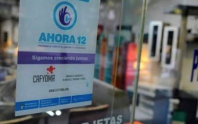 AHORA 12: información muy importante para entidades y comercios