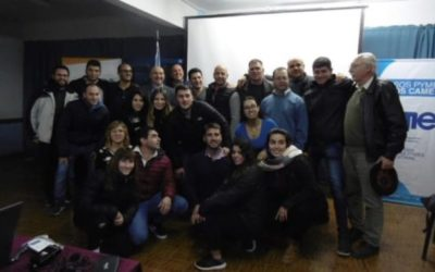 El economista Daniel Mercado disertó para los jóvenes en Alvear