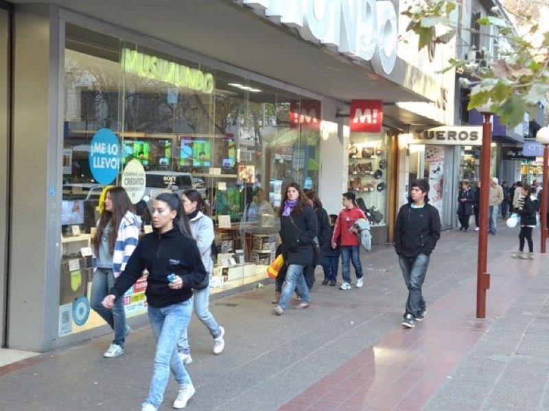 En Mendoza bajaron las ventas minorista de mayo