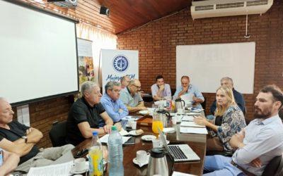 La FEM se reunió con el equipo técnico de la Senadora Nacional Sagasti por endeudamiento en dólares y roll-over