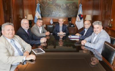 Vuelta del ferrocarril: la FEM se reunió con el Ministro de Transporte de la Nación y gestiona un encuentro con el presidente Alberto Fernández