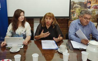 AFIP visitó la FEM y explicó los alcances de la Moratoria
