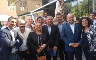 FEM y cámaras territoriales en el desayuno de COVIAR: «Defendemos la institucionalidad y representatividad de la entidad»