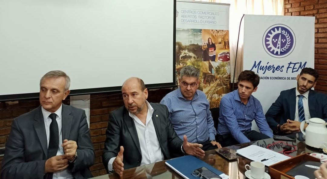 Directivos del Banco Nación expusieron sobre financiamiento para Pymes en la FEM