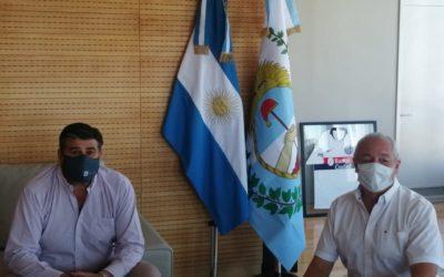 Aparato productivo, economía naranja y las experiencias de Junín: los ejes del encuentro entre la FEM y el vicegobernador Mario Abed