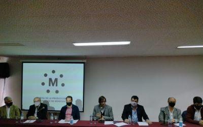 Entidades empresarias presentaron la Mesa de la Producción y el Empleo de Mendoza