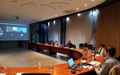 Reunión de la Mesa de la Producción y Empleo de Mendoza con entidades de Córdoba y Entre Ríos