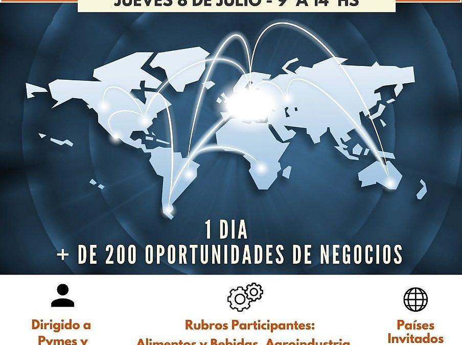 Llega la tercera edición de la Ronda de Negocios Internacional en formato virtual