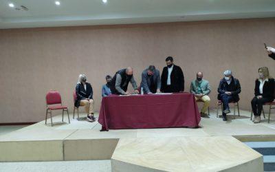 Acuerdo FEM, Cámaras de San Rafael, Alvear, Malargüe y Regatas para que el deporte sea dinamizador del turismo