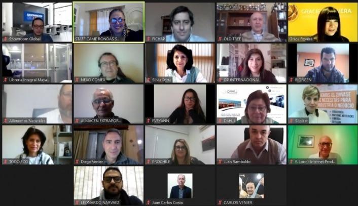 Exitosa Ronda virtual de Negocios Multisectorial Internacional Mendoza 2021